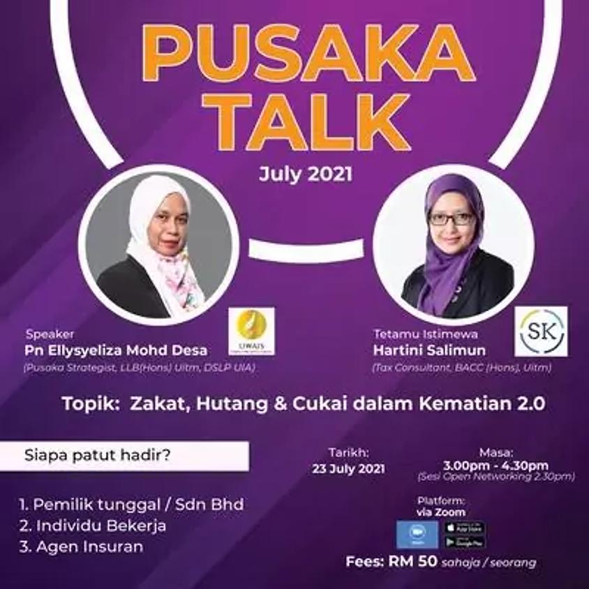 Pusaka Talk 7