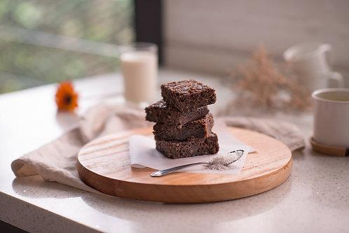 Gluten Free Caramella Brownie
