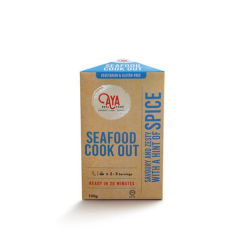Seafood Cook Out (120g)