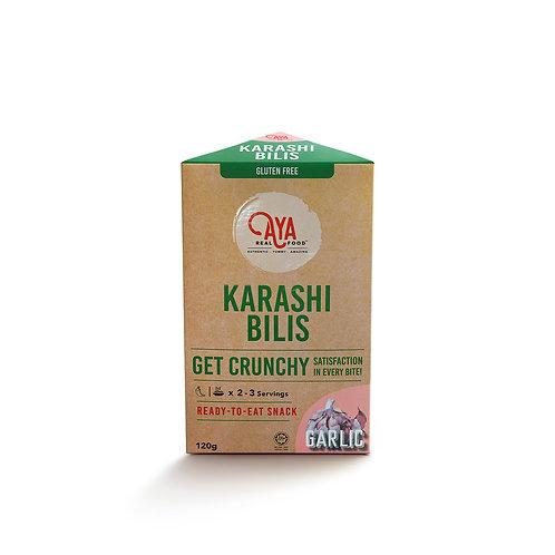 Karashi Bilis Garlic (120g)