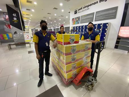 Donation for Orang Asli (Yayasan Amal)