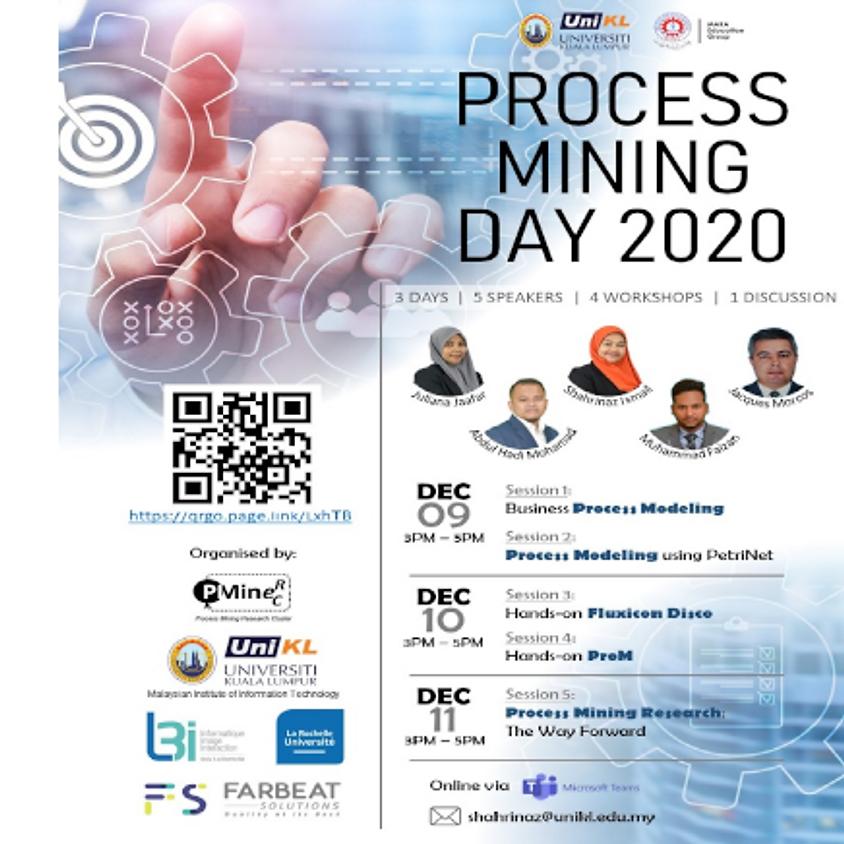 Process Mining Day 2020