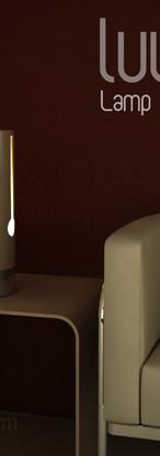 """Ceramic lamp  """"Luum"""""""