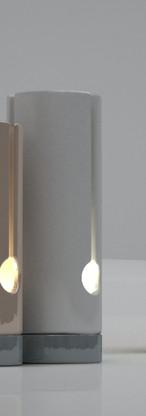 Ceramic lamps concept
