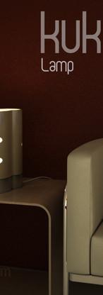 """Ceramic lamp """"Kukum"""""""
