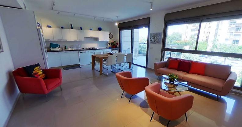 סלון + פינת אוכל ומטבח.JPG