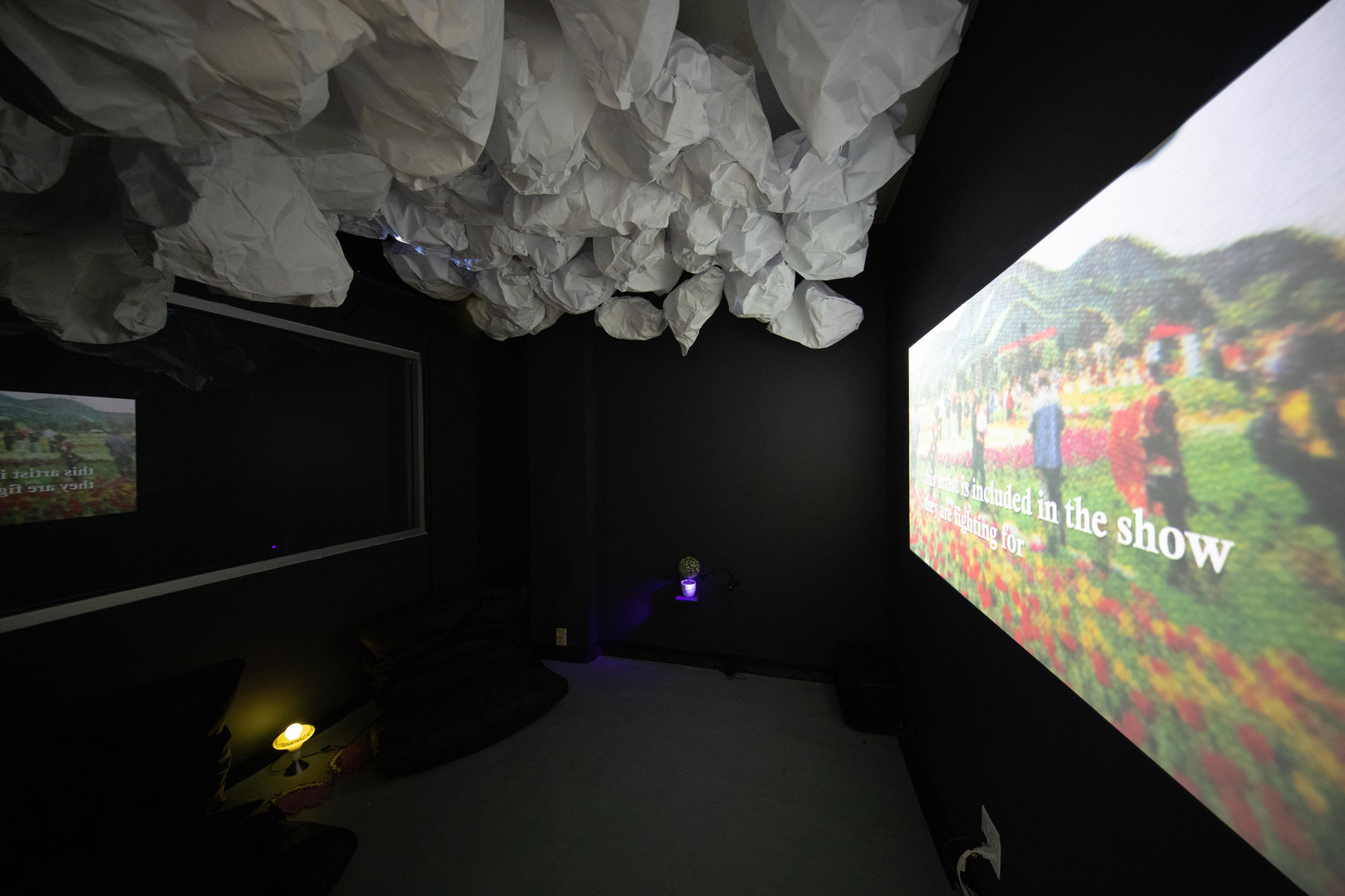 How to Boil Time installation view, 2019
