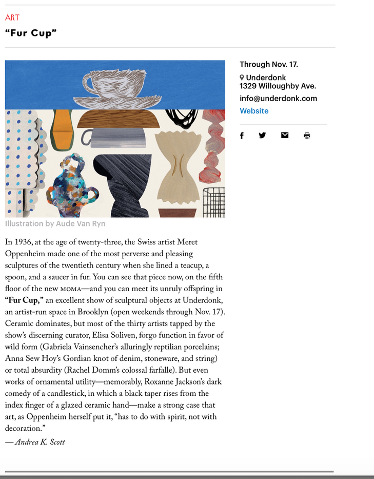 New Yorker review