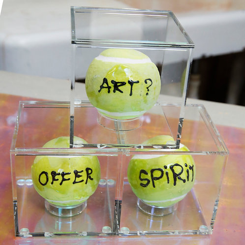 Ballshit - sigle balls/ART?OFFER SPIRIT
