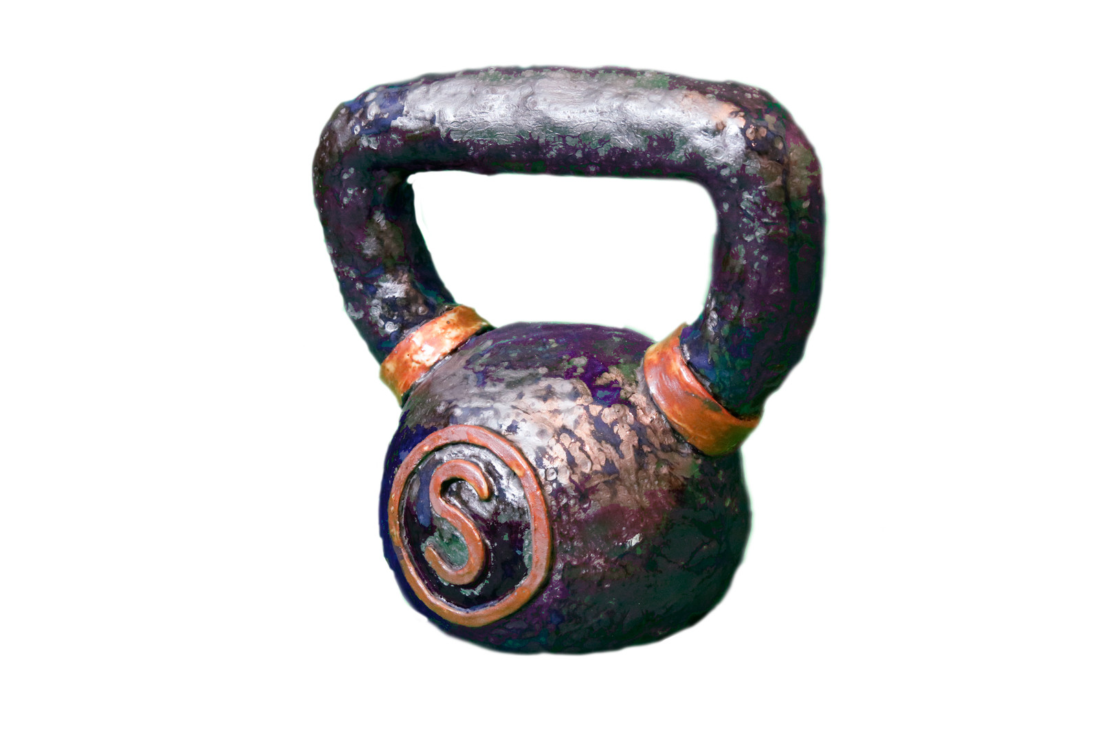 One Valencia Lane(kettle bell)