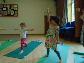 Wholehog Childrens Yoga