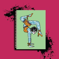 Contortionist Notebook