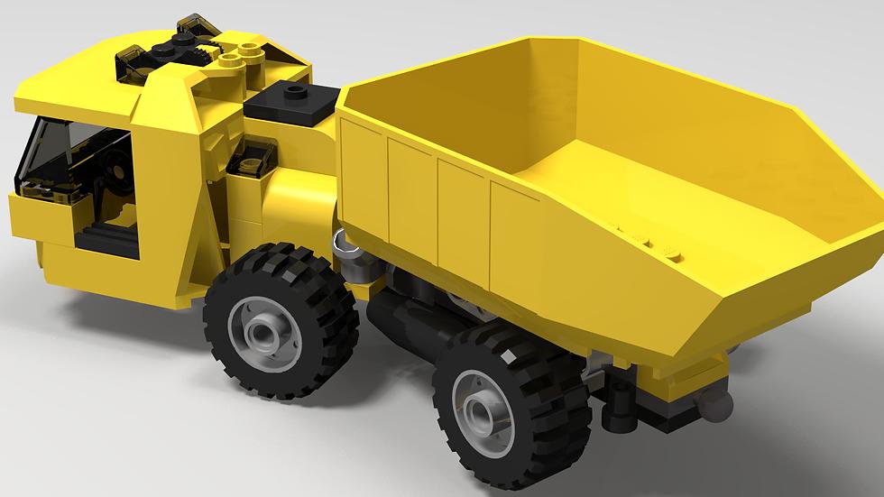 Kipplastwagen
