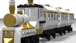 Brick Train3