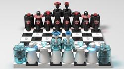 Chess 16x16 #1