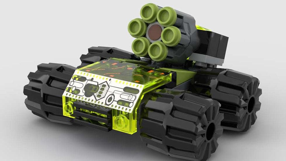 Railgunbot