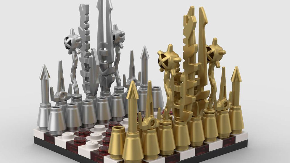 Microchess Arms