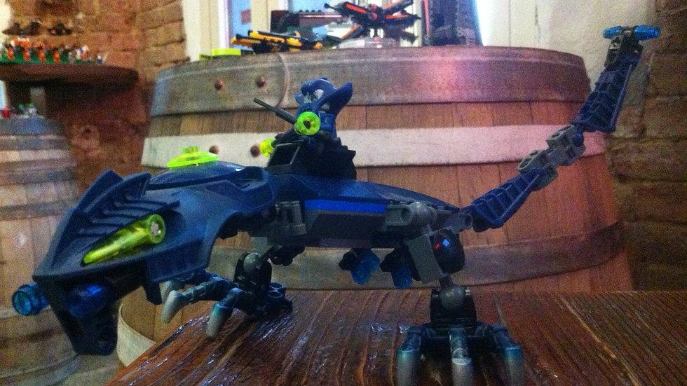 Blue Lizard + Beastmaster