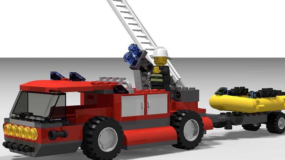 Feuerwehrlöschzug