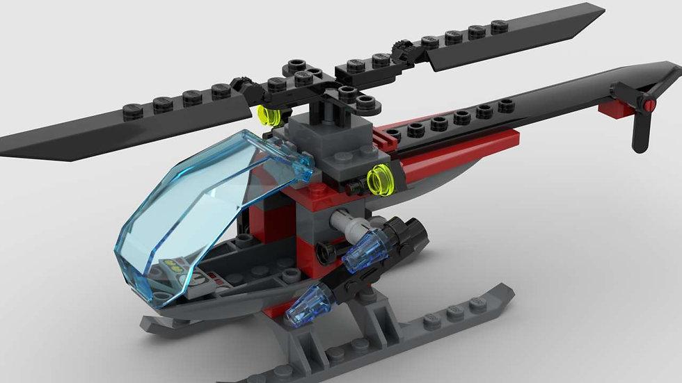 Feuerwehr Helicopter
