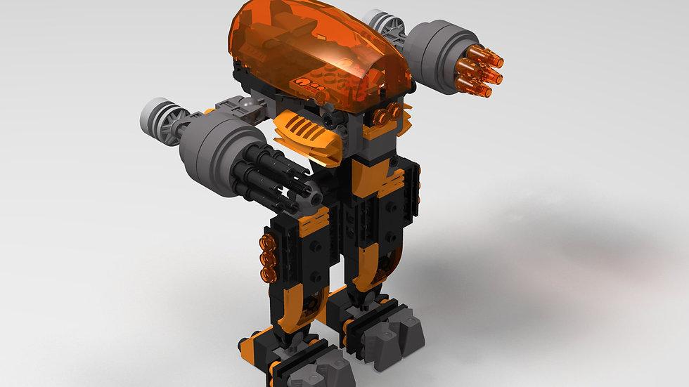 Mars Superbattlemech