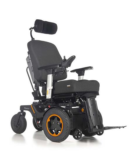 Cadeira Elétrica Q500F com tração dianteira