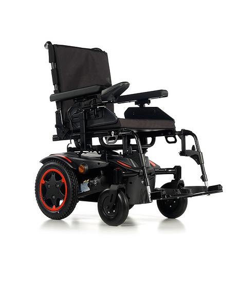 Cadeira Elétrica Q100 Ultra Compacta de Interior/Exterior