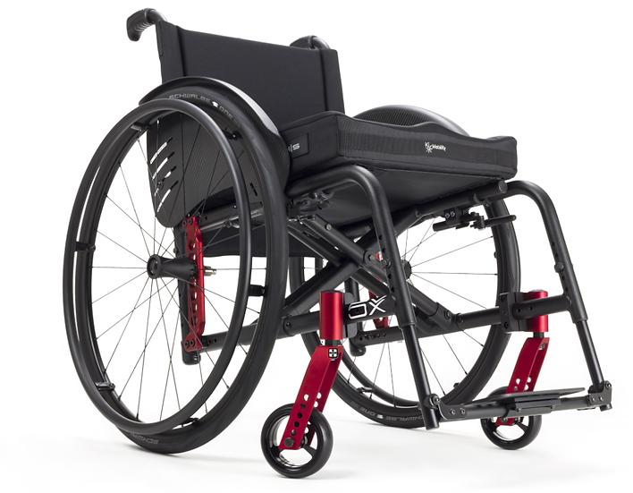Cadeira de Rodas de Liga Ultra Leve Catalyst 5vx