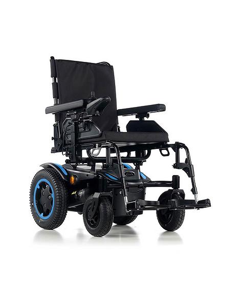 Cadeira Elétrica Q200 Ultra Compacta de Interior/Exterior