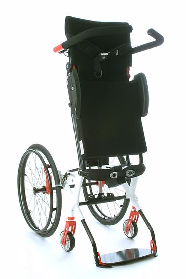 Cadeira rodas manual e de verticalização manual Summit El