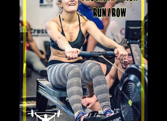 Cycle Run/Row
