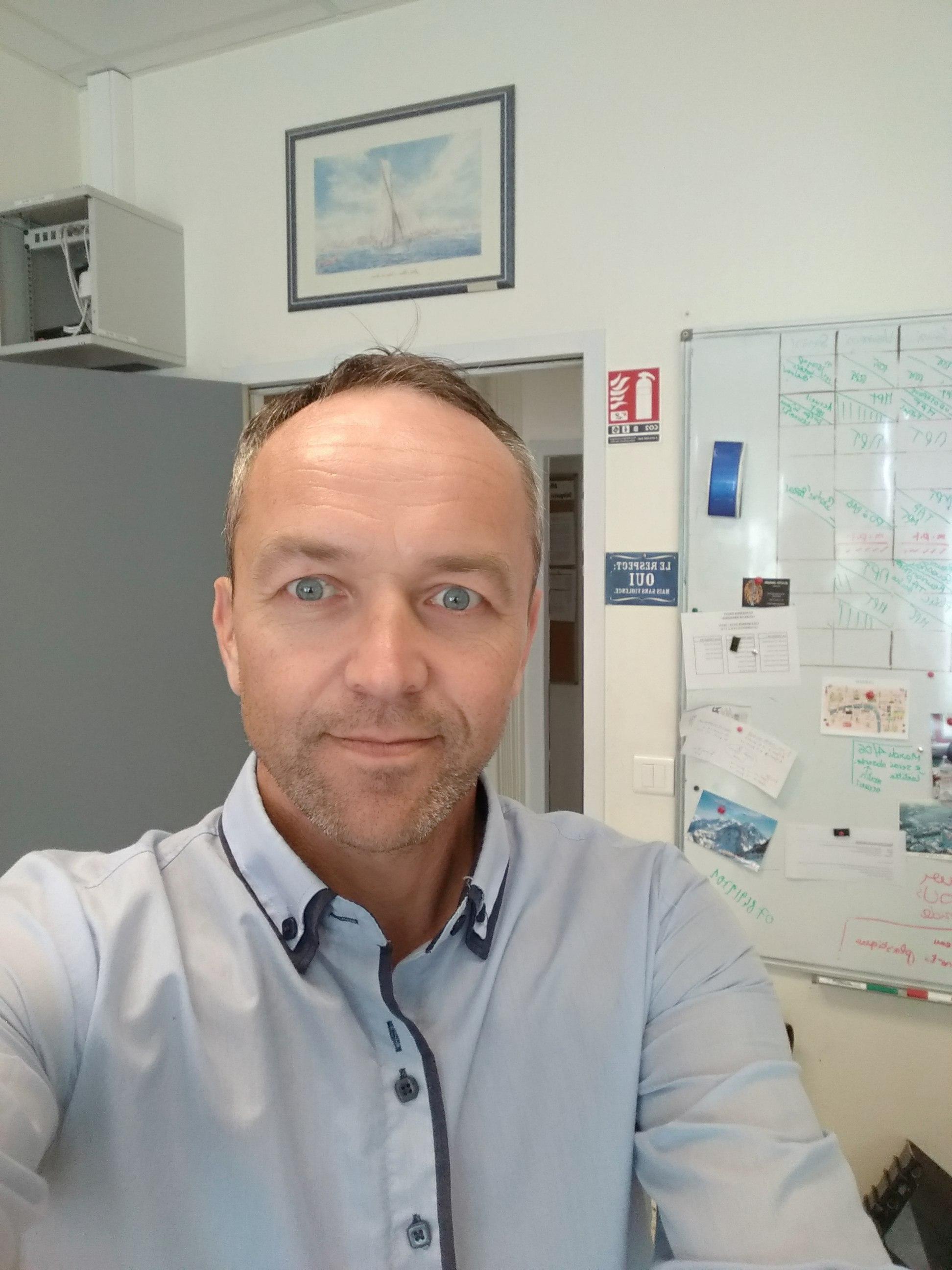 Sébastien - Directeur