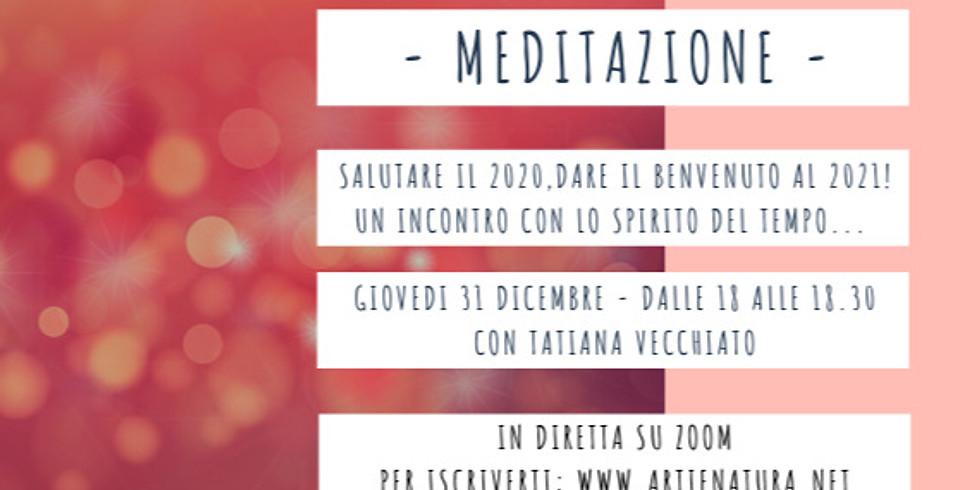 Meditazione per il Nuovo Anno