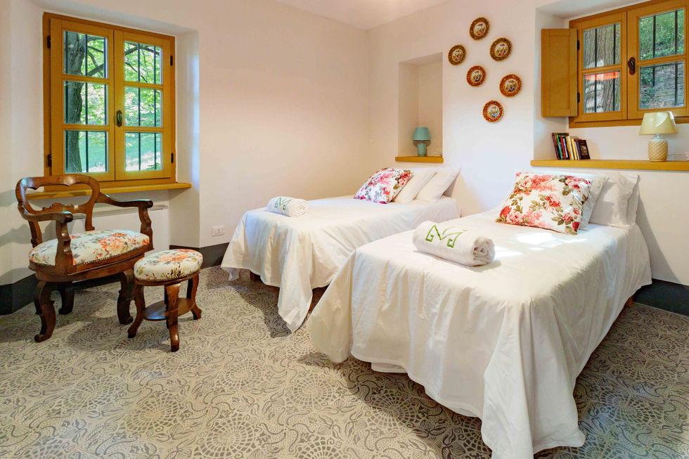 Suite Moscato second bedroom