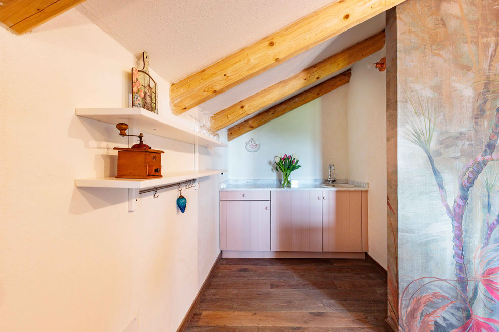 Nebbiolo suite kithenette