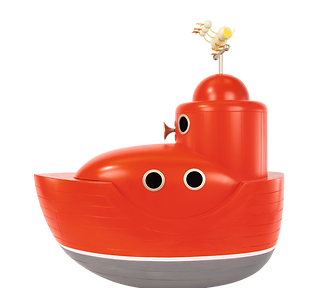 twirlywoos live on stage big red boat