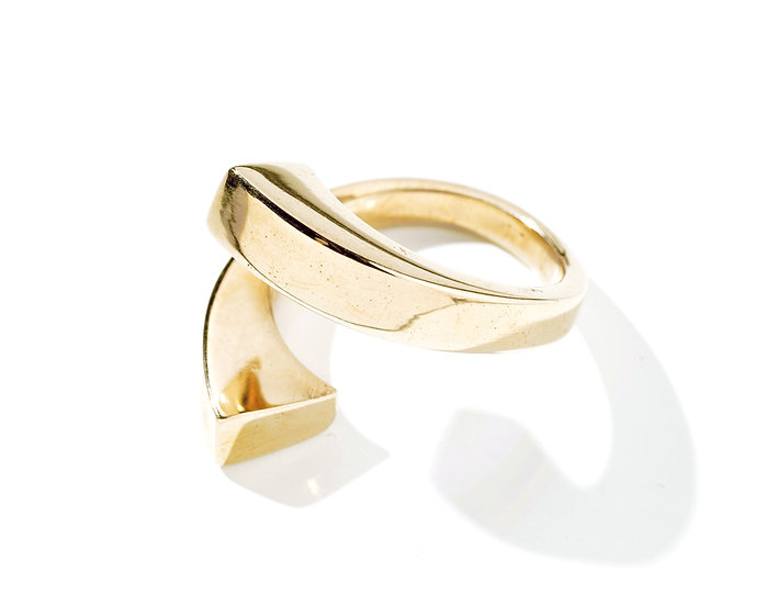 BARBES OPEN RING.