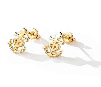 CALYPSO ANCHOR EARRINGS