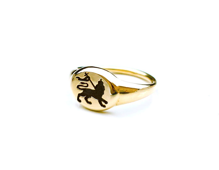 THE EMPEROR'S RING.