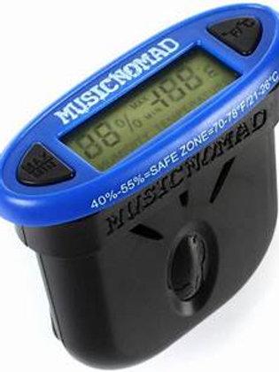 Music Nomad  HumiReader Hygrometer, Humidity, and Temperature Monitor
