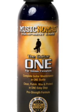 The Guitar ONE (for Gloss Finishes)  4 oz. (120ml)