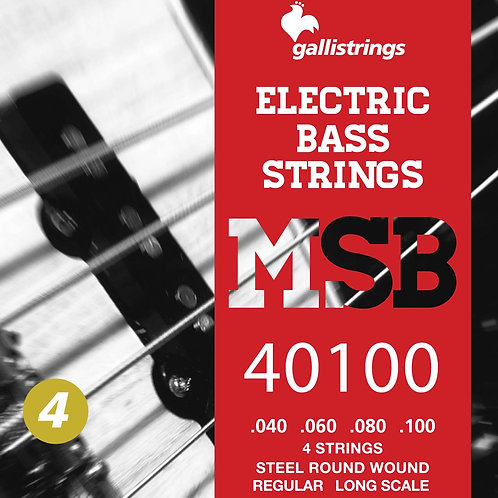 gallistrings MSB Steel Bass Strings