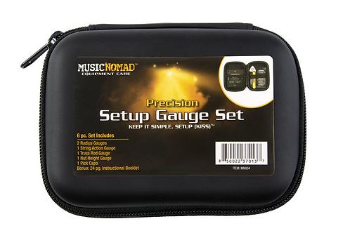 Music Nomad Precision Setup Gauge Set - 6 pc.