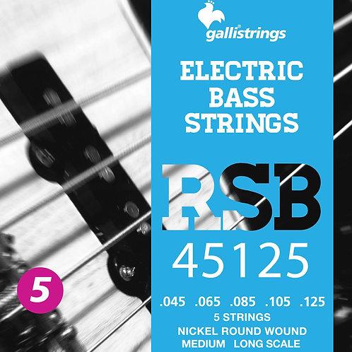 gallistrings RSB NICKEL Bass Strings (5 STRING)