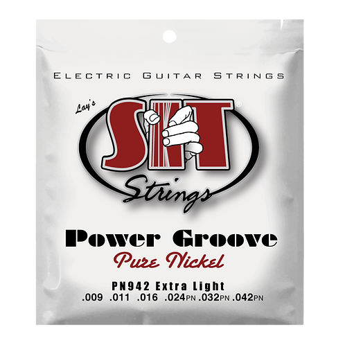 POWER GROOVE PURE NICKEL ELECTRIC