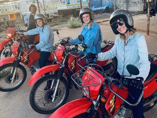 Motorbike Licence ?