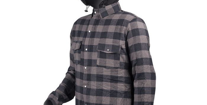 Hunter Kevlar Jacket With Removable Hoodie