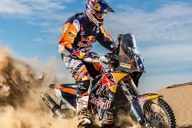 Toby Price Wins Second Dakar Rally