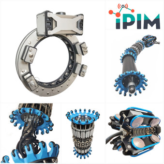iPIM hardware manufacture now complete. Testing and field trials next!