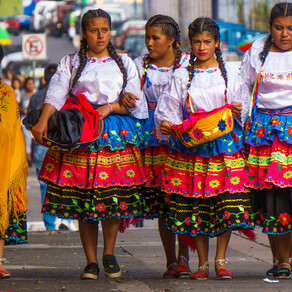Quito to the Amazon